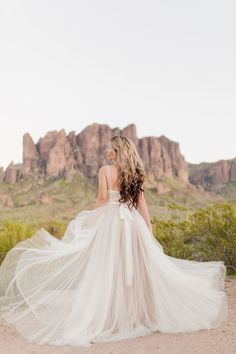 Marsala Desert Princess Bridal Inspiration - Fab You Bliss