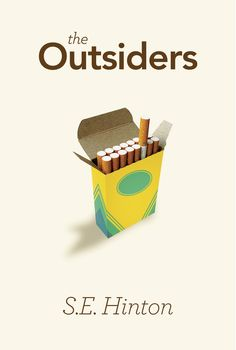 The Outsiders by Ross Gebhart, via Behance