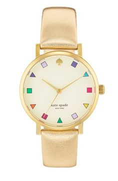 kate spade fun watch.