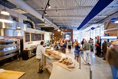 Dough Market Grand Opening, Asheville NC ||Form & Function Architecture
