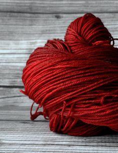 Lust  sock/ fingering yarn superwash  Yarn by YarnLoftbyElysia, $23.00