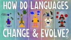Cómo evolucionan los idiomas - Alex Gendler