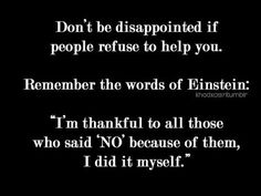 Don't be disappointed...
