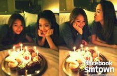 Krystal Jung & Jessica Jung