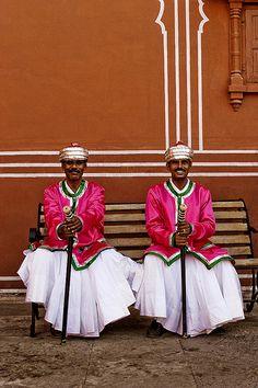 City Fort . Jaipur, India