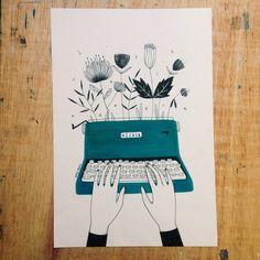 te escrevo flores - Anna Charlie