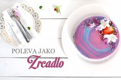 zrcadlová poleva glazura Glaze, Deserts, Food And Drink, Baking, Humor, Isomalt, Bread Making, Humour, Patisserie