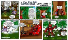 [#18] Tales of Cippannara: La ZANZANZAN Cippachyra – L'evocazione (prima parte)