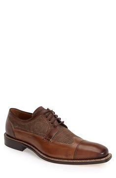 Mezlan 'Ufizzi' Spectator Shoe (Men) available at #Nordstrom