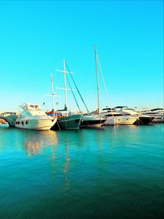 Cyprus Photo of the Day: Yachts at Limassol Marina