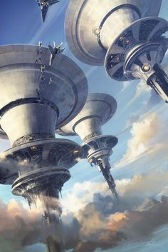 See more of Tuomas' work on CGHub. Keywords: concept spaceship flying vehicle sci-fi science fiction digital concept i. Concept Art Landscape, Fantasy Landscape, Futuristic City, Futuristic Architecture, Fantasy Places, Fantasy World, Sci Fi Fantasy, Image Pixel Art, Science Fiction Kunst