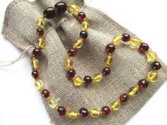 lovely amber beads