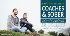 #Recovery can be daunting on your own. Sometimes it can be very helpful to have the guidance, #support, and encouragement of someone that intimately understands this. An Addiction Recovery Coach and Sober Companion can offer you this compassionate direction.