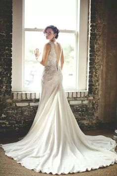 Latest Bridal Dress   Gown Designs by Mark Zunino 9a843eea688e