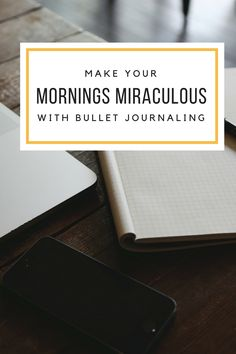 Perhaps you've read The Miracle Morning by Hal Elrod. If so, you already know a lot about the morning routine I'm about to describe. I'll confess that I haven't read the book, but I've heard enough about it from people online who I see crusing it every day, that I decided to investigate a bit … Read More →