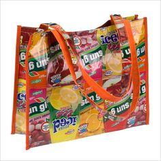 Juice Recycled Shoulder Bag