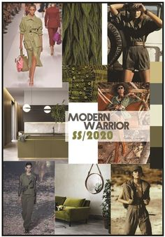 Hi girls, I am sharing with all of you a little bit of my work here. I hope you guys like! These are mood boards, visually describing trend forecast &. Spring Fashion Trends, Summer Fashion Trends, Spring Summer Trends, Spring Summer Fashion, Fashion 2020, Daily Fashion, Look 2018, Quoi Porter, Fashion Forecasting