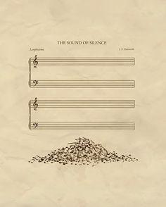 The Sound Of Silence, John Tibbott.