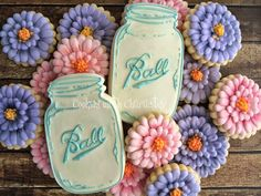 Cookies with Character: Mason Jar Cookie Tutorial