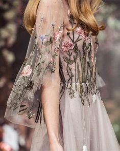 """aishwaryaraii: Looks from Paolo Sebastian 'Once Upon a Dream' S/S 2018 Haute Couture """" Couture Fashion, Runway Fashion, High Fashion, Luxury Fashion, Fashion Jobs, Daily Fashion, Street Fashion, Fashion Brand, Pretty Dresses"""