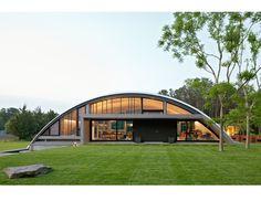 Arc House | Maziar Behrooz Architecture | Archinect