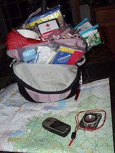 non food storage, emergency bags etc.....
