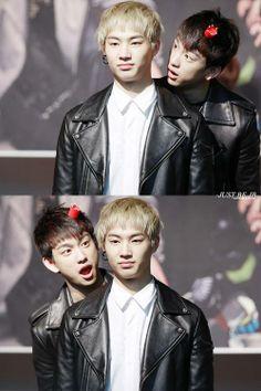 JB & JR - GOT7