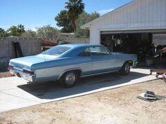 1966 chevy ss impala 396 - Google Search