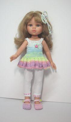 Vêtements Pour Poupées Chéries DE Corolle Paola Reina Nicoleta | eBay