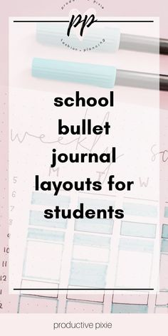 As a student in high school, it is hard to juggle everything. Homework, and extra credit, and sports, and practicing instruments, not to mention that everyone wants some free time to spend with friends. Yep, it is hard to get everything done. A bullet journal can help you as a student to be more productive, and help you keep your life organized. Keep reading to see what bullet journal layouts I am using this year for school!