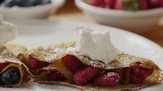 Vanilla Crepes Allrecipes.com
