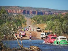 Pentecost River, Gibb River Road, the Kimberley. Picture: Jarrad Seng Source: Supplied. Western Australia.