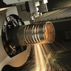 LT COMBO is a completely automatic CNC laser system for cutting round, square, rectangular tubes and open profiles and that it's able as well to work efficiently sheet metal.