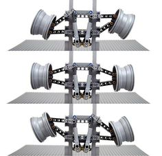 Lego Technic Steering System With Realistic Pivot Lego Mindstorms, Lego Technic, Lego Design, Lego Robot, Lego Moc, Custom Lego, Custom Cars, Lego Hacks, Technique Lego