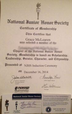 National honor society community service essay