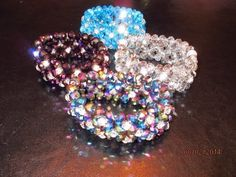 Where to find Rinestones and bead jewelry for rainbow loom bracelets