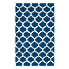 Perfect starting point for my living room vision. Love the pattern and of course, the blue and white