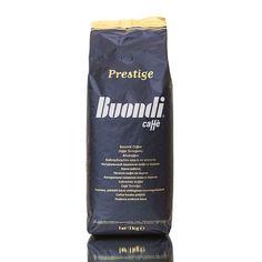 Καφές+Espresso+Buondi+Prestige+1000g+σε+κόκκουςΔυναμικός+με+έκρηξη+αρωμάτων+αλλά+και+ευγενικός,+ντελικάτος.+Σίγουρα+αυτό+που+αναζητά+κάθε+πραγματικός+εραστής+των+απολαύσεων+που+προσφέρει+ένας+εσπρέσο.+Συνδυασμός+της+υψηλής+γλυκύτητας+του+γνήσιου+Βραζιλιάνικου+καφέ,+με+τη+μοναδικότητα+καφέδων+κεντρικής+Αμερικής,+τον+εξαιρετικό+χαρακτήρα+καφέδων+ανατολικής+Αφρικής+και+τη+δύναμη+του+καφέ+από+την+Ινδία,+σε+τέλεια+αναλογία.