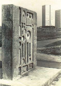 Modern Buildings, Modern Architecture, Council Estate, New Topographics, Sense Of Place, Slums, Concrete Jungle, Public Art, Scotland