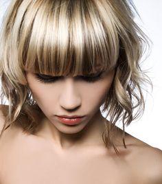 Bold Blonde Daring Lowlights