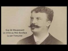 Guy de Maupassant - Le crime au Père Boniface - Livre audio - YouTube