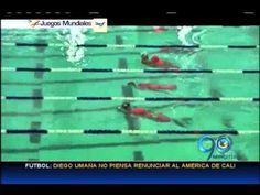 Junio 24 de 2013. Juegos Mundiales Cali 2013  - YouTube