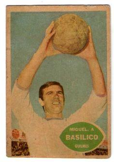 Miguel Basilico - Quilmes #72  1965