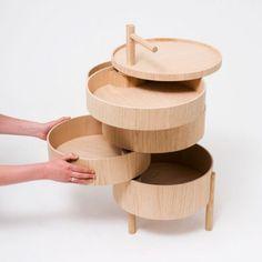 Mushiki - a modular Japanese storage system