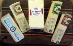 Sartori (WI) - love that rosemary & olive oil asiago Sartori Cheese, Cheese Boards, Wine Cheese, Savory Snacks, Olive Oil, Dips, Kitchens, Appetizers, Tasty