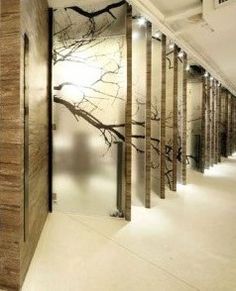 #branches #wall