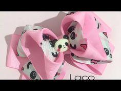 Diy Hair Bows, Ribbon Hair, Bow Tutorial, Boutique Hair Bows, Crazy Hair, Cute Crafts, How To Make Bows, Diy Videos, Diy Hairstyles