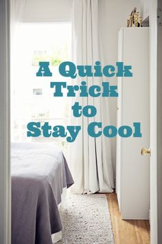 No AC? No Problem! Try This Quick Trick to Keep Your Cool