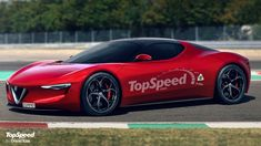 The new alfa romeo could be an supercar stalker media gallery. featuring 7 the new alfa romeo could be an supercar (. Alfa Romeo Gtv 2000, Alfa Romeo Cars, New Sports Cars, Sport Cars, Automobile, Fiat Abarth, Jaguar Xk, Sports Sedan, Concept Cars