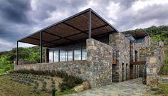 Gumus Su Villas - Mix of Local Architecture and Modern Design